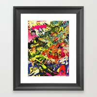 Nabisama Framed Art Print