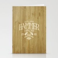 HAMMER BROTHERS Stationery Cards