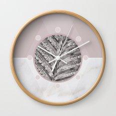 Geometric Nature ~ No 2 Wall Clock