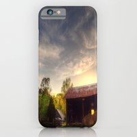 iPhone & iPod Case featuring Tennessee Sunset by Terbo