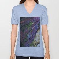 The painted Rainbow Unisex V-Neck