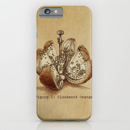 Clockwork Orange  iPhone & iPod Case