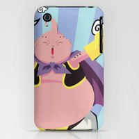 iPhone Cases featuring Majin Bu by Pablo Rey