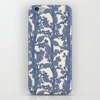 Romantic Tree iPhone & iPod Skin