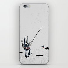 Super Downtime Fortress iPhone & iPod Skin