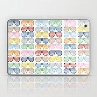 Rainbow Shades Laptop & iPad Skin