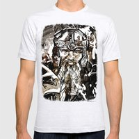 Gimli Mens Fitted Tee Ash Grey SMALL