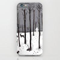 Mister Yeti's Great Escape iPhone 6 Slim Case