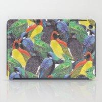 Birds Birds Birds iPad Case