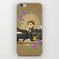 Retro Sailor Star Maker iPhone & iPod Skin
