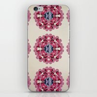 Butterfly Dance iPhone & iPod Skin
