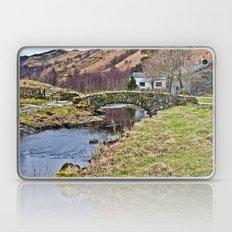 Packhorse Bridge at Watendlath Laptop & iPad Skin