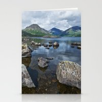Wastwater English Lake D… Stationery Cards