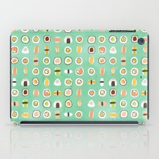 fish are food, not friend iPad Case