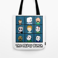 The Friday Bunch Tote Bag