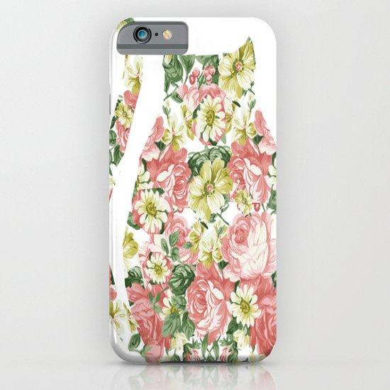 Garden Cat iPhone & iPod Case