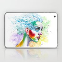 Portrait One Laptop & iPad Skin