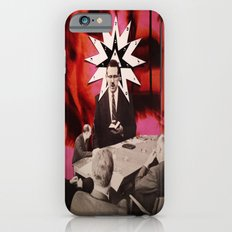White Collar Witchery Slim Case iPhone 6s