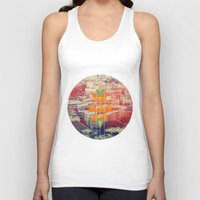 try angles Unisex Tank Top