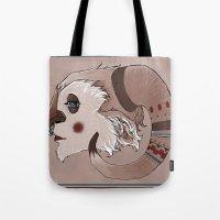Decorative yeti Tote Bag