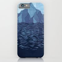 iPhone & iPod Case featuring Iceberg by David Penela