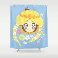 Park Princess Shower Curtain