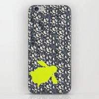 Naked Turtle iPhone & iPod Skin