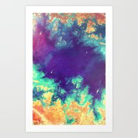 Earth - for iphone Art Print