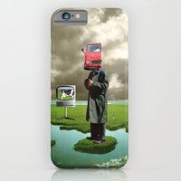 Traum und Realität 1 iPhone 6 Slim Case