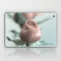 A Pink Rose For Your Swe… Laptop & iPad Skin