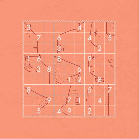 Sudoku! Canvas Print