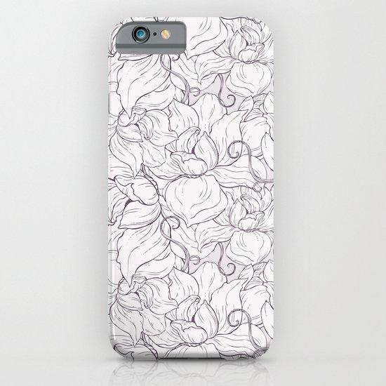 Fair Magnolias iPhone & iPod Case