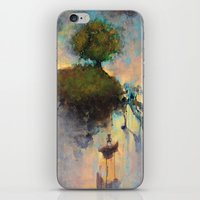 The Hiding Place iPhone & iPod Skin