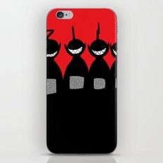 Teletubbies iPhone & iPod Skin