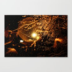 You're made of stardust Canvas Print