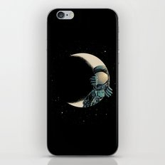 Crescent moon iPhone & iPod Skin