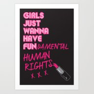 Fundamental Art Print