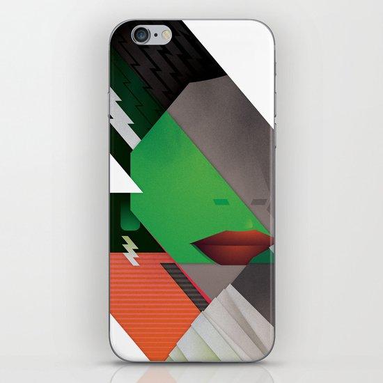 The Bride of Frankenstein iPhone & iPod Skin