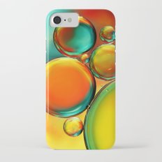 Oil Drop Abstract Slim Case iPhone 7