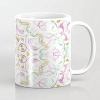 Kaleidoscope Tye Dye  Mug
