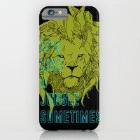 It's Like a Jungle Sometimes... iPhone 6 Slim Case