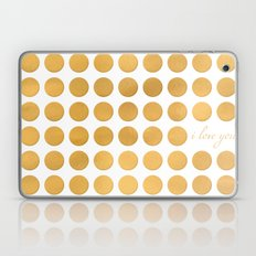 The Circle of Love Laptop & iPad Skin