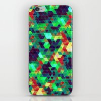 Science iPhone & iPod Skin