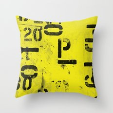Code Throw Pillow