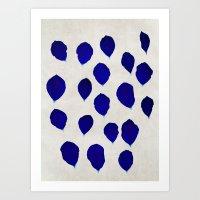 BLOSSOMS I Art Print