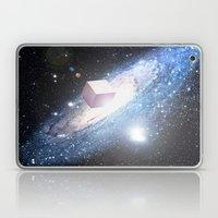 Space Cube Laptop & iPad Skin