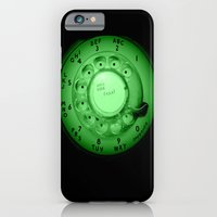 The Dialer Dials Green iPhone 6 Slim Case