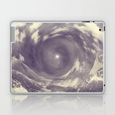 Embrace of the Tempest Heart Laptop & iPad Skin