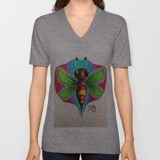 Bee Bumble Unisex V-Neck