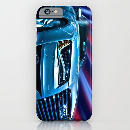Audi R8 Blur iPhone & iPod Case